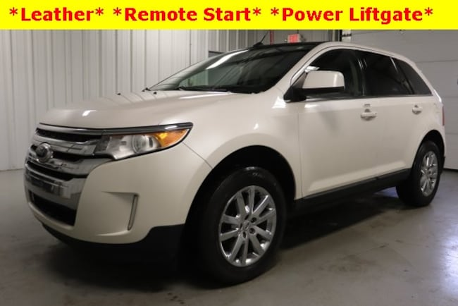 Used 2011 Ford Edge Limited SUV For Sale Hicksville, OH