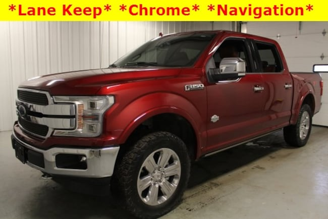 Used 2018 Ford F-150 King Ranch Truck For Sale Hicksville, OH