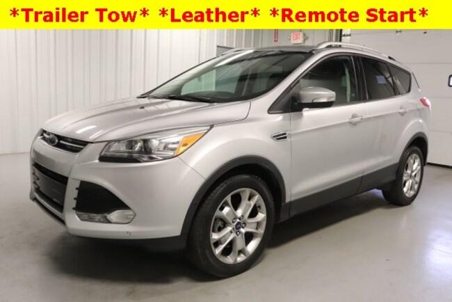 Used 2015 Ford Escape Titanium SUV For Sale Hicksville, OH