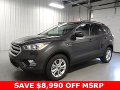New 2018 Ford Escape SUV Hicksville Ohio