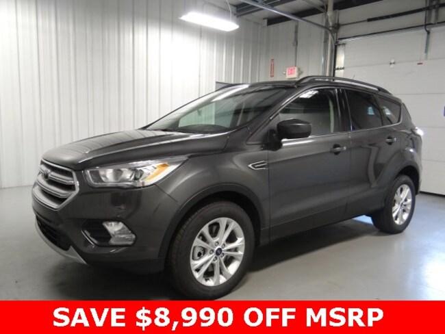 New 2018 Ford Escape SEL SUV For Sale/Lease Hicksville Ohio