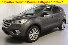 Used 2017 Ford Escape SUV Hicksville Ohio