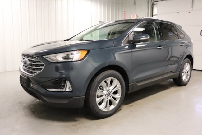 New 2019 Ford Edge Titanium SUV For Sale/Lease Hicksville Ohio