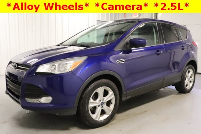 Used 2016 Ford Escape SE SUV For Sale Hicksville, OH