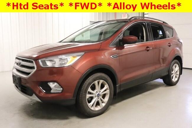Used 2018 Ford Escape SE SUV For Sale Hicksville, OH