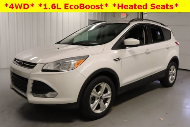 Used 2016 Ford Escape SE SUV For Sale Hicksville, OH