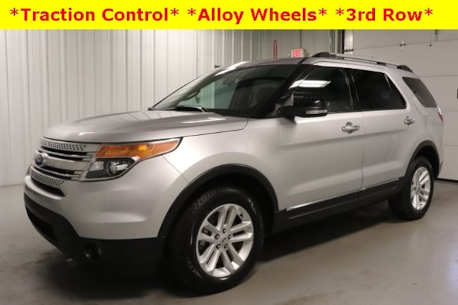Used 2013 Ford Explorer XLT SUV For Sale Hicksville, OH