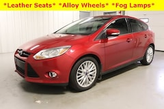Used 2012 Ford Focus Hatchback Hicksville Ohio