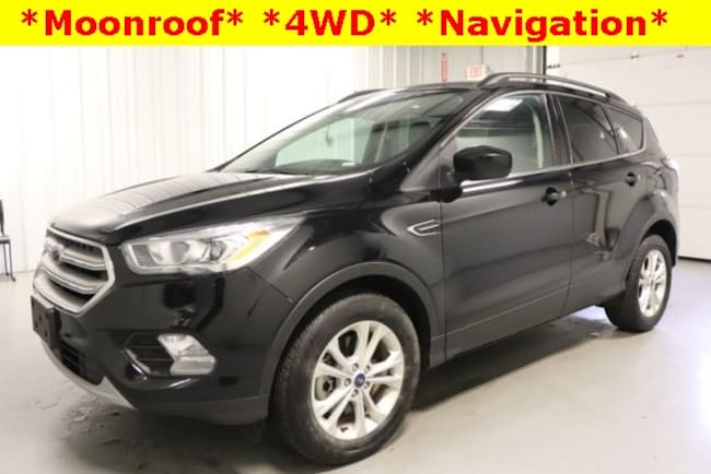 Used 2018 Ford Escape SEL SUV For Sale Hicksville, OH