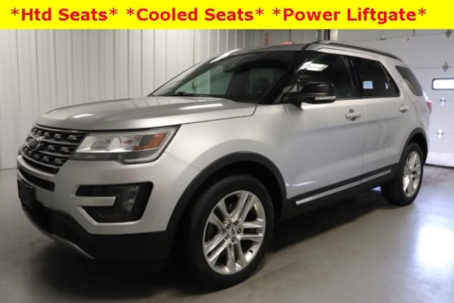 Used 2016 Ford Explorer XLT SUV For Sale Hicksville, OH