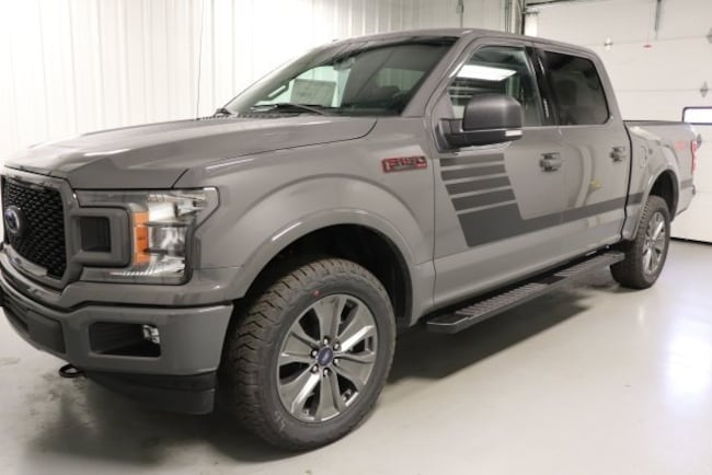 New 2018 Ford F-150 XLT Truck For Sale/Lease Hicksville Ohio