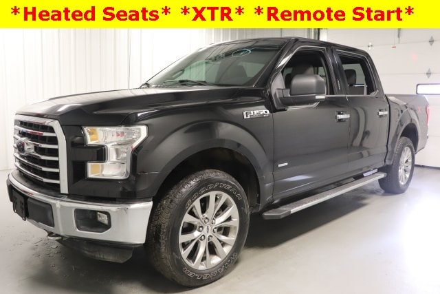 Used 2016 Ford F-150 XLT Truck Hicksville Ohio