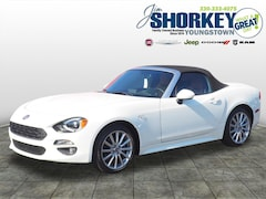 2018 FIAT 124 Spider LUSSO Convertible For Sale Near Youngstown, OH