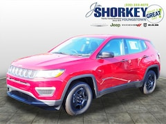 2019 Jeep Compass SPORT FWD Sport Utility For Sale Near Youngstown, OH