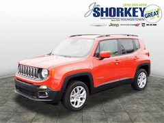 2018 Jeep Renegade LATITUDE 4X4 Sport Utility For Sale Near Youngstown, OH