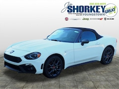 2019 FIAT 124 Spider ABARTH Convertible For Sale Near Youngstown, OH