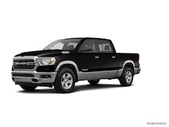 New 2020 Ram 1500 BIG HORN CREW CAB 4X4 5'7 BOX Crew Cab For Sale in Austintown, OH