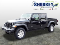 2020 Jeep Gladiator SPORT S 4X4 Crew Cab For Sale Near Youngstown, OH