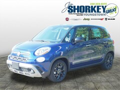 2018 FIAT 500L TREKKING Hatchback For Sale Near Youngstown, OH