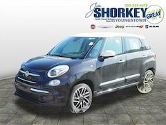 2019 FIAT 500L POP Hatchback For Sale Near Youngstown, OH