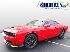New 2019 Dodge Challenger GT AWD Coupe For Sale in Austintown, OH