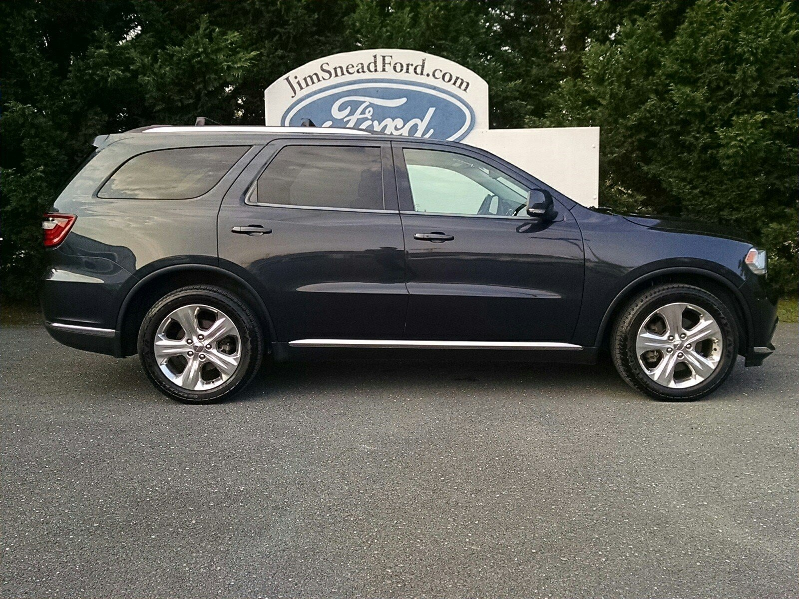 2014 Dodge Durango Limited AWD  Limited