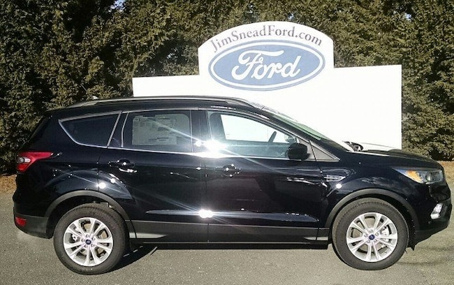New  2018 Ford Escape SE SE 4WD in Waynesboro VA