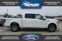 New 2019 Ford F-150 Lariat Truck Moscow Mills