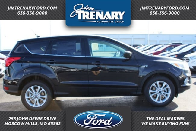 New 2019 Ford Escape SE SUV Moscow Mills