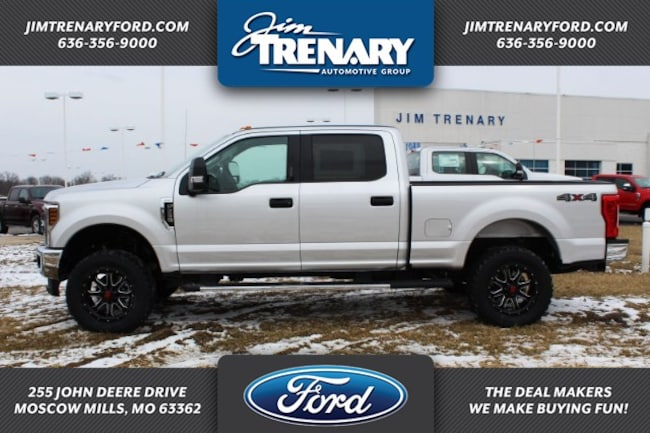 New 2019 Ford F-250 XLT Truck Moscow Mills