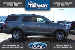 New 2019 Ford Expedition Limited SUV Moscow Mills