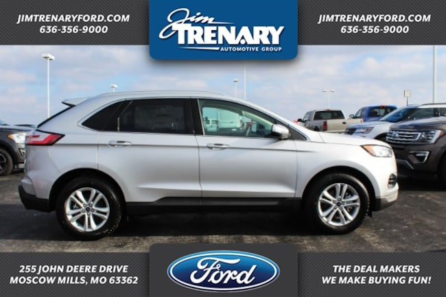 New 2019 Ford Edge SEL Crossover Moscow Mills