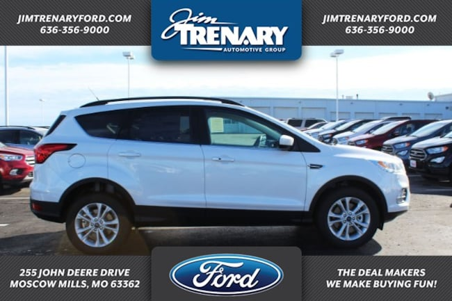 New 2019 Ford Escape SEL SUV Moscow Mills
