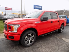 New 2019 Ford F-150 STX Truck SuperCrew Cab for sale in Brookville, IN