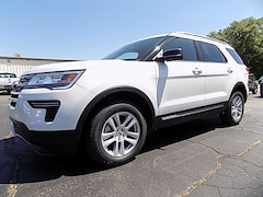 New 2018 Ford Explorer XLT SUV for sale in Brookville, IN
