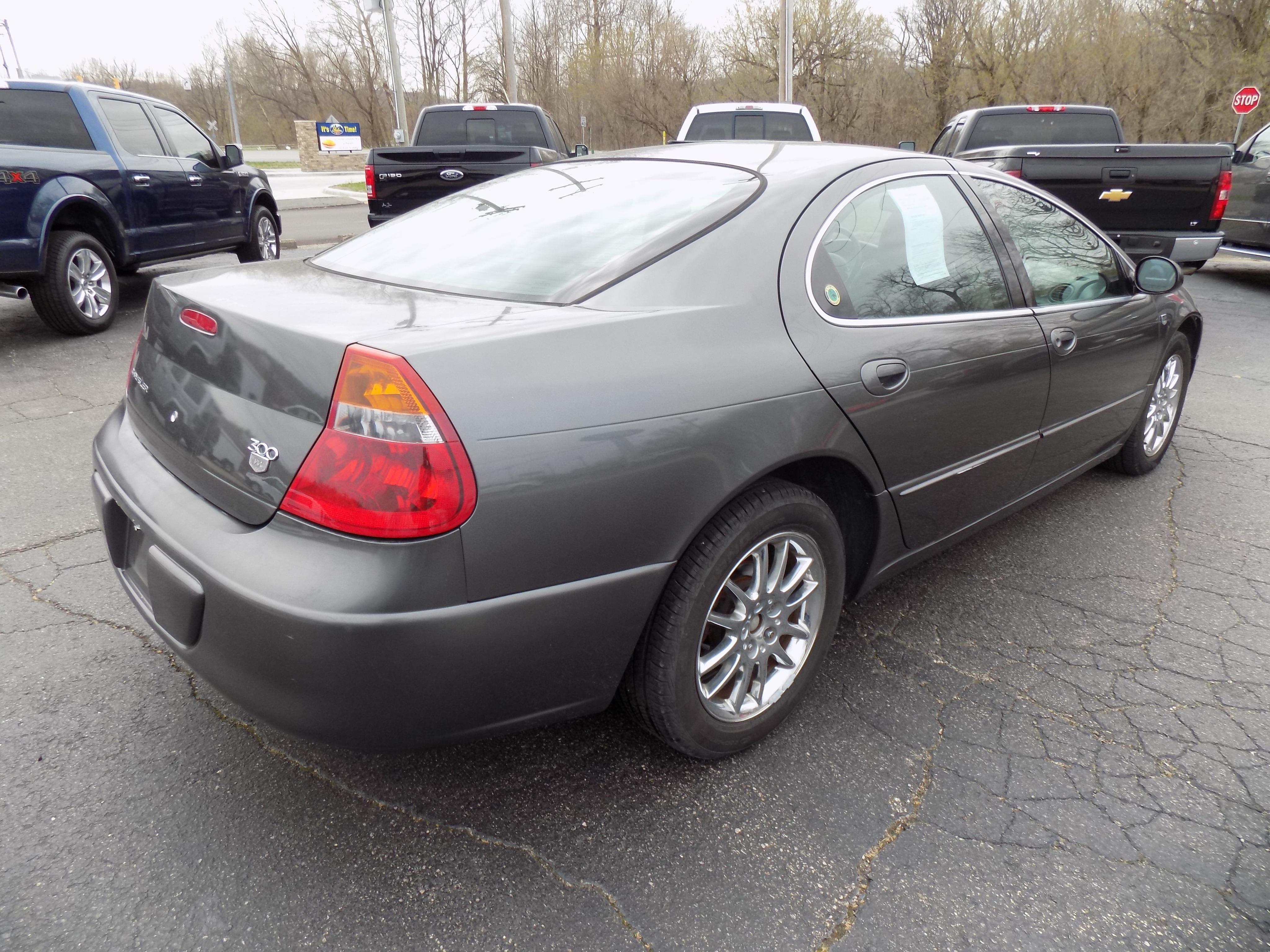 Used 2002 Chrysler 300M For Sale | Brookville IN | VIN