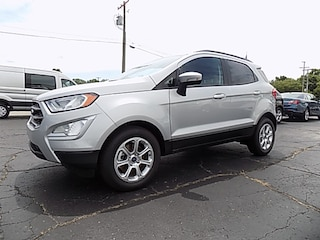 Used 2018 Ford EcoSport SE SUV MAJ3P1TE3JC215285 for sale in Brookville, IN