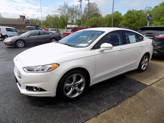 Used 2016 Ford Fusion SE Sedan 3FA6P0H92GR205912 for sale in Brookville, IN