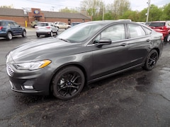 New 2019 Ford Fusion SE Sedan for sale in Brookville, IN