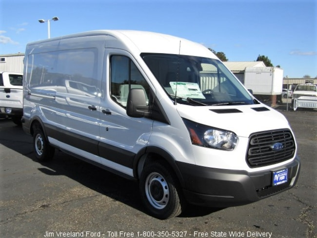 2019 Ford Transit T-250 148 Med Rf Van Medium Roof Cargo Van