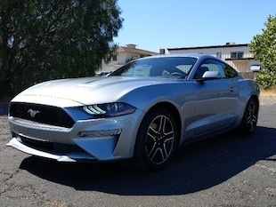 2020 Ford Mustang Ecoboost Fastback Car