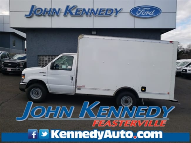2018 Ford E-350 Cutaway Base Dry Box Freight