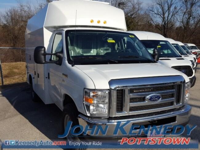 2019 Ford E-350 Cutaway Base Enclosed Utility