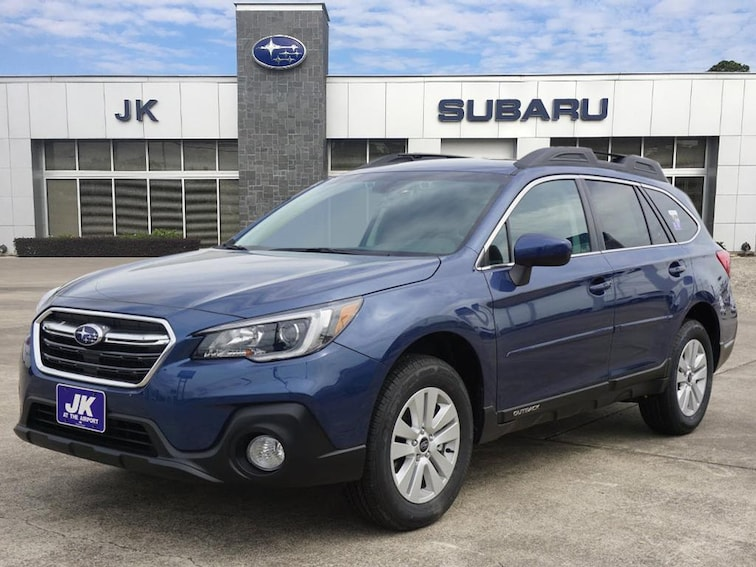 New 2019 Subaru Outback 2.5i Premium SUV For Sale Nederland, TX
