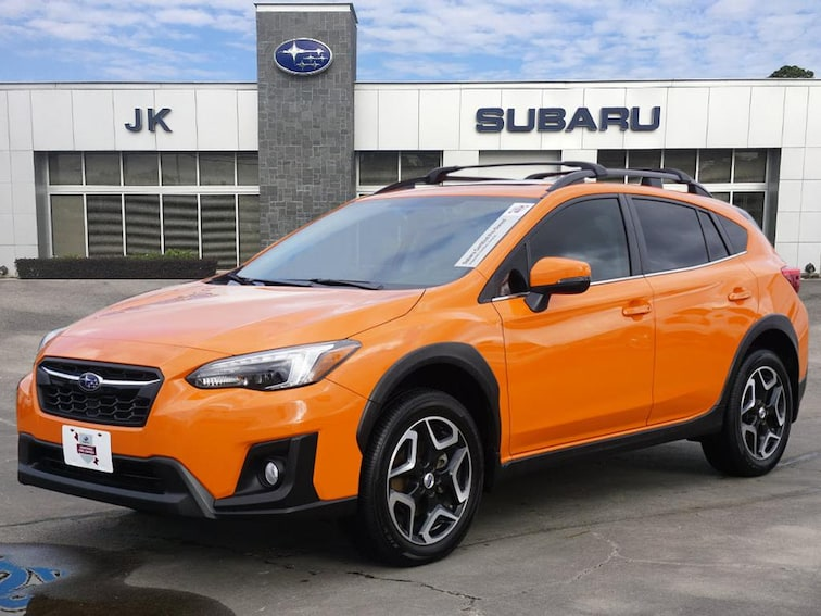 2018 Subaru Crosstrek 2.0i Limited AWD 2.0i Limited  Crossover