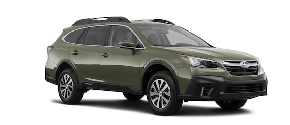 What Colors Are Available On The New Subaru Outback