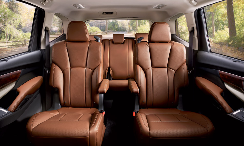 Subaru Ascent Seven Passenger Seating