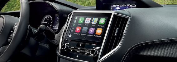 Which Subaru Models Have Apple CarPlay & Android Auto?