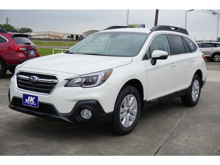 New 2019 Subaru Outback 2.5i Premium SUV For Sale Nederland, TX