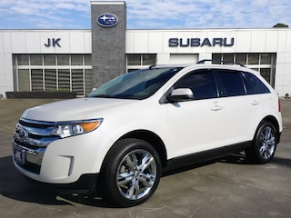 Used 2013 Ford Edge SEL SEL  Crossover For Sale in Nederland, TX